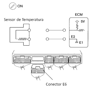 Sensor ECT - Sensor de Temperatura del Refrigerante on ford schematics, ford infographics, ford belt routing, ford maintenance records, ford taurus, ford outlines, ford torque specs, ford prototypes, ford wiring, ford blueprints, ford size comparisons, ford airbag, ford parts, ford abbreviations, ford drawings, ford tools, ford clipart, ford analogies, ford art,
